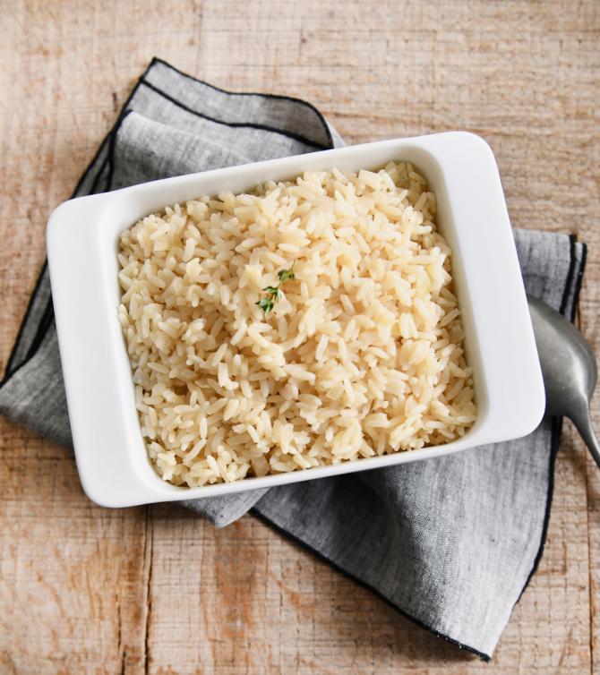 Riz pilaf - Le Petit Cuisinier
