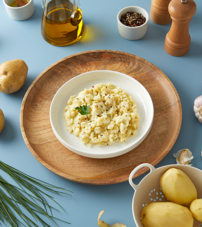 écrasé de pommes de terre-Le Petit Cuisinier
