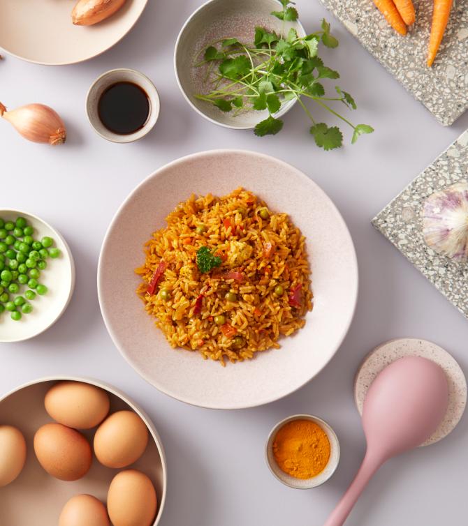 Nasi goreng - Le Petit Cuisinier