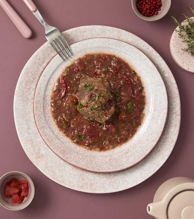 Paupiette de bœuf sauce provençale - Le Petit Cuisinier