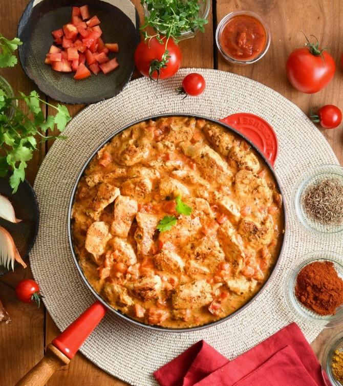Bouchées de poulet tikka massala, 4 parts - Le Petit Cuisinier